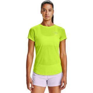 Women's Under Armour T-shirt met korte mouwen Streaker