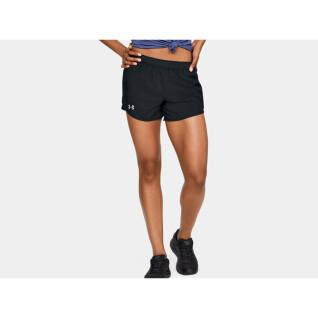 Dames shorts Under Armour Fly-By 2.0
