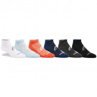 Pakket van 6 Asics-sokken