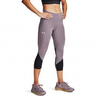 Korte Under Armour legging Fly Fast 2.0 HeatGear voor dames