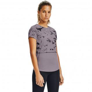 Under Armour Vrouwen-T-shirt met korte mouwen Streaker 2.0 Inverse