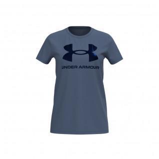 Under Armour Women's T-shirt met korte mouwen, Sportstyle Graphic