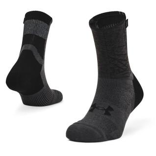 Hoge sokken Under Armour Dry™ Run unisexes