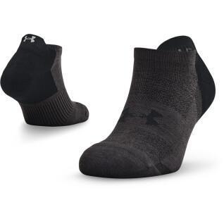 Onzichtbare sokken Under Armour Dry™ Run unisexes