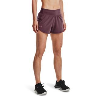 Dames shorts Under Armour Speedpocket Perf