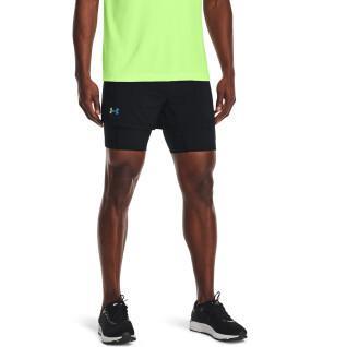 2-in-1 korte broek Under Armour RUSH™ Run