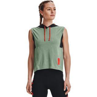 Dames sweatshirt met capuchon Under Armour Run Anywhere