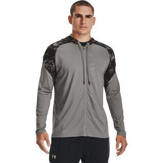 Bedrukte full zip hoodie Under Armour RUSH™