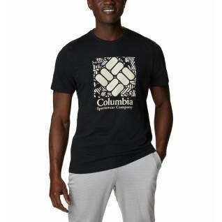 Columbia Rapid Ridge Grafisch T-shirt