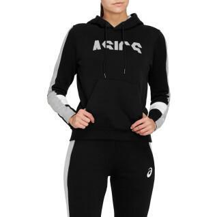 Hooded jasje vrouw Asics Colorblock Oth Hoody