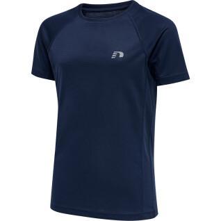 Hardloop-T-shirt voor kinderen Hummel core