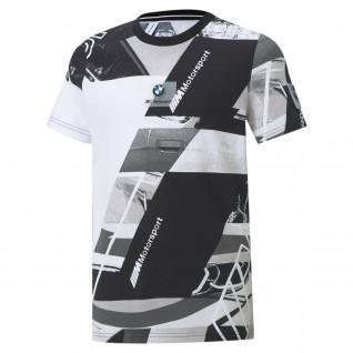 Kinder Puma T-shirt BMW MMS Street AOP