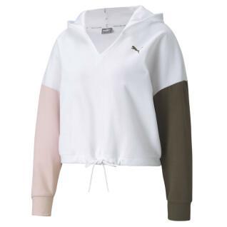 Sweatshirt vrouw Puma Modern Sports