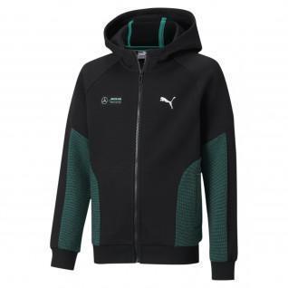 Puma MAPF1 sweatshirt met capuchon voor kinderen