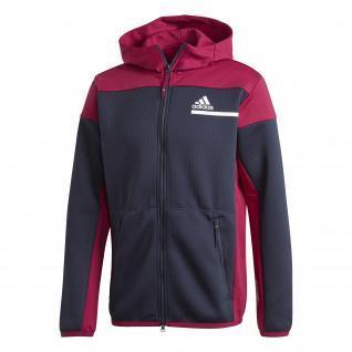 adidas Z.N.E. Aeroeady Full-Zip Sweatshirt