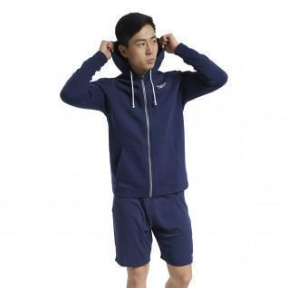 Reebok Training Essentials Fleece Zip Up Hoody