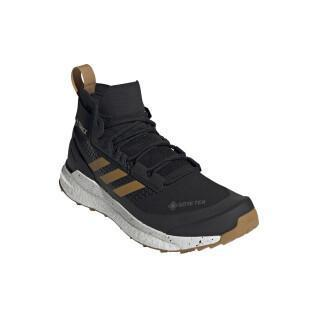 Trail schoen adidas Enfant Terrex free hiker gtx