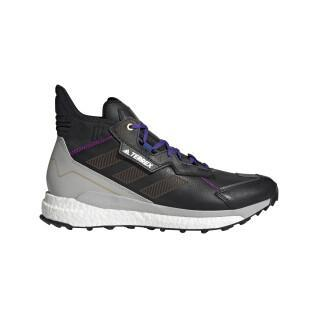 Schoenen adidas Terrex Free Hyperblue Mid