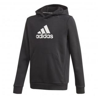 Sweater met capuchon voor kinderen adidas Logo