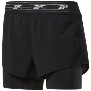 Dames shorts Reebok Epic Two-in-One
