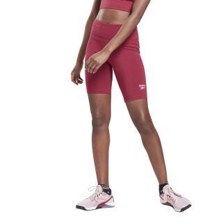 Vrouwen strakke shorts Reebok Identity Logo