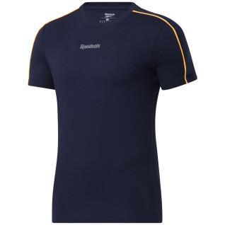 T-shirt met rand Reebok Training Essentials