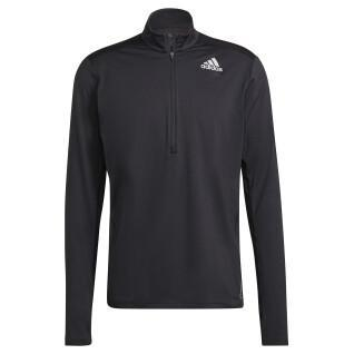 Sweatshirt met rits adidas Own the Run