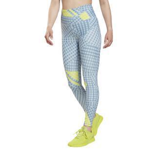 Hoge dames legging Reebok Lux Bold