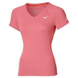 Dames-T-shirt Mizuno Alpha Sun Protect