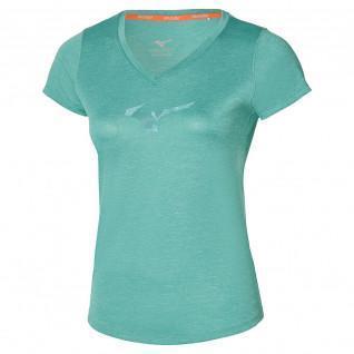 Dames-T-shirt Mizuno Core RB Graphic