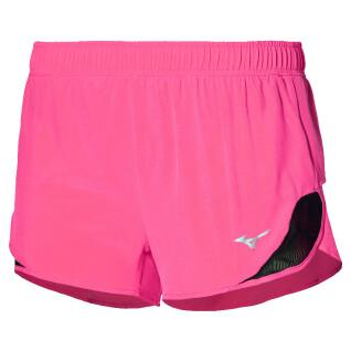 Dames shorts Mizuno Premium Aero 2.5