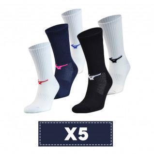 Set van 5 sokken Mizuno Multisports