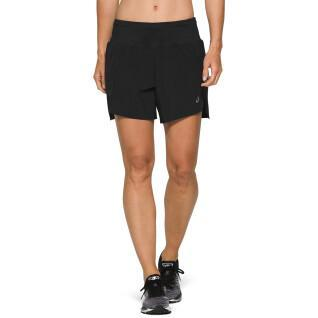 Dames shorts Asics Road 5.5in
