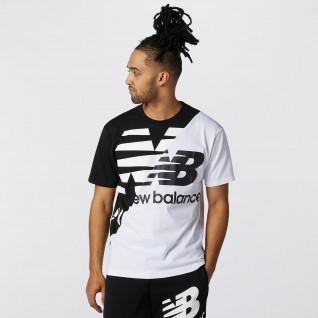 New Balance atletiek splice jersey