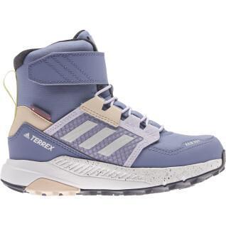 Kinderschoenen adidas Terrex Trailmaker High COLD.RDY Hiking