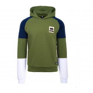 Sweatshirt Errea sport fusion fw19/20patch hooded advertentie