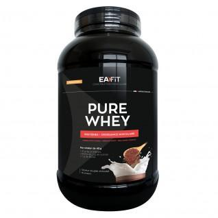 Zuivere Wei Dubbele Chocolade EA Fit 2.2kg