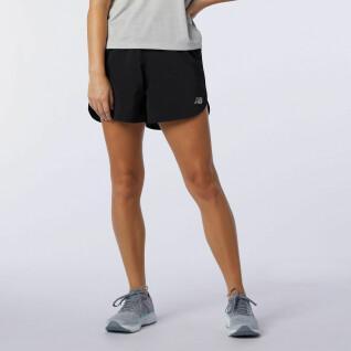 Dames shorts New Balance accelerate 13 cm
